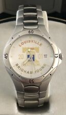 "orig. 2001 LOUISVILLE CARDINALS / BYU ""LIBERTY BOWL"" COLLEGE FOOTBALL WATCH"