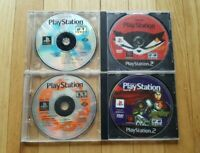 Lot of 4 Official Playstation Magazine Demos Discs