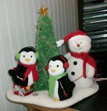 Hallmark 2006 Jingle Pals Very Merry Trio Rocking Around the Christmas Tree Nice