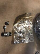 Amphenol Coaxial RF Connector BNC Solder Male 31-4542 65 Pieces