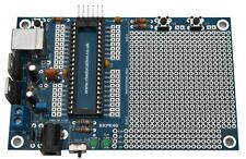 Rk education-rkpk 40 kit-prototype pcb pour Pic18f4550