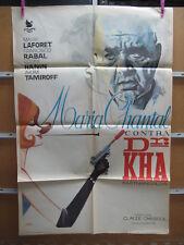 A4761 Marie-Chantal contra el dr. Kha Claude Chabrol Marie Laforêt,  Francisco R