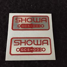 HONDA MTX50,MTX80, SHOWA GC5-003 REPRODUCTION DECALS