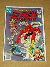 FLASH #250 DC COMICS JUNE 1977 1ST APP GOLDEN GLIDER