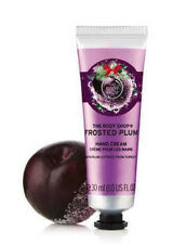 The Body Shop Frosted Plum Special Edition Hand Cream 30ml / Travel Size