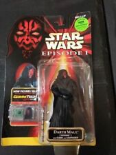 Hasbro Darth Maul 1980-2001 TV, Movie & Video Game Action Figures