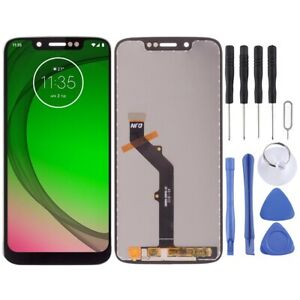 LCD Display Screen Touch Digitizer Full Assembly for Motorola Moto G7 Play/Plus