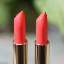 Lot of 2 Estee Lauder Pure Color Long Lasting Lipstick 25 Melon (SHIMMER)