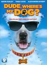 Dude, Wheres My Dog (DVD, 2014)