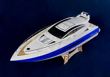 NEW Ready To Run Princess Brushless Motor V-Hull RC Boat 1000mm RTR 2.4Ghz Lipo