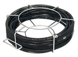 "Steel Dragon Tools 62270 C8 Drain Cleaner Snake Cable 5/8""x 66' fits RIDGID® K50"