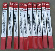 "Lot of 10 KIA OEM 2014 Forte 28"" Wiper Blade 00009 ADU28K"