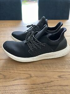 Mens Adidas Ortholite trainers UK Size 11 Black Soft Shell