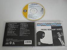 FREDDIE REDD TRIO/HAMPTON HAWES QUARTETTO PIANO: EAST/PRESTIGIO OCCIDENTALE/