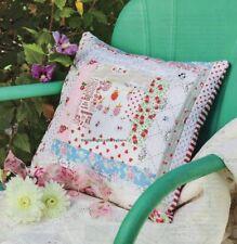 Berries & Cream Quilt Pattern Pieced JB