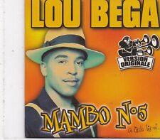 Lou Bega-Mambo No 5 cd single