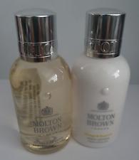 Molton Brown Orange & Bergamot 100ml bath shower gel + body lotion