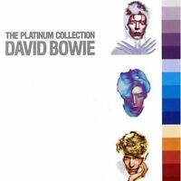 DAVID BOWIE - Platinum Collection (Best Of/Greatest Hits) - 3 CD Box ! - NEU/OVP
