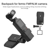 Backpack Holder Mount Clip Bracket for FIMI PALM Handheld Gimbal Camera SS6