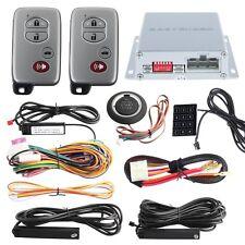 Top Smart Key RFID Auto Alarm System Remote Engine Starter Passive Keyless Entry