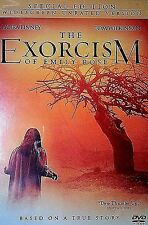 THE EXORCISM OF EMILY ROSE-SPECIAL EDITION-WIDESCREEN-DVD-BASED ON A TRUE STORY!