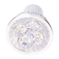 SODIAL (R) Projektor Lampe GU10 LED Lampe 3500K Spotlight - Warmweiss MA