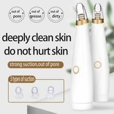 Electric Blackhead Remover Face Pimple Pore Acne Removal Skin Clean Care Device