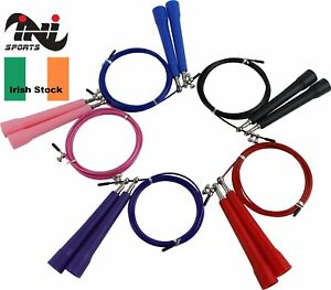 INI Speed Skipping Rope Boxing Jumping Crossfit Weight Loss Fitness Exercise