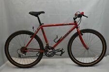 "1990 Trek 8000 MTB Bike 19"" Large Hardtail Rigid Deore DX SG Shimano SLR Charity"
