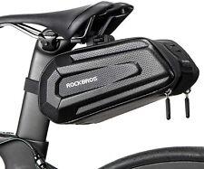 ROCKBROS Satteltasche Fahrradtasche Wasserdicht Fahhrradtasche 3D Hard Shell