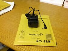 Genuine Yidefeng Elect Indust Co Ltd AC-DC Adapter Mod No YDF-B1200300D 12V 300m