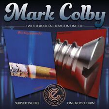Mark Colby – Serpentine Fire / One Good Turn  new cd