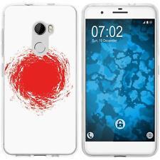 Case für HTC One X10 Silikon-Hülle WM Japan M7 Case