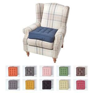Armchair Booster Cushion Seat Pad Floor Chair Riser Cushion for Elderly Adults