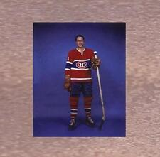 JEAN BELIVEAU MONTREAL CANADIENS 8x10 PHOTO MATE CASTING