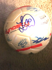 USA Soccer World Cup Team South Africa 2010 Autographed Soccer Ball   COA