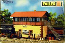 """Faller 120126: Stellwerk """"Kleinau"""", Bausatz H0, NEU & OVP - ungeöffnet"""