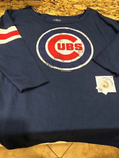 Chicago Cubs 3/4 Sleeve - Small