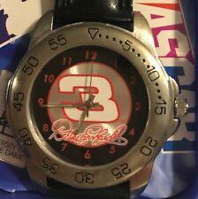 Sun Time Dale Earnhardt #3 Racing Nascar Sportivi Sports Watch       #1304