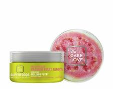 NEW!!! BE CARE LOVE FRESH PASSION FRUIT GUAVA HIGH HOLD HAIR MOLDING PUTTY 3 OZ