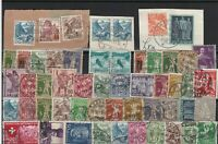 switzerland collectable stamps ref r12365