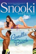 "Nicole ""Snooki"" Polizzi ""GORILLA BEACH"" Nearly Mint Hardcover"