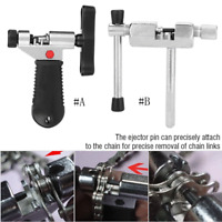Silver Bike Steel Chain Breaker Splitter Cutter Repair Tool for Cycling Bicycle