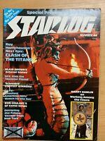 MAY 1981 STARLOG MAGAZINE #46 SCI-FI - STAR WARS CHAPTER 4 A NEW HOPE / SUPERMAN