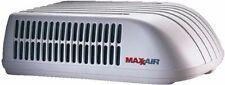 MaxxAir Tuff/Maxx Coleman Mach Replacement A/C Shroud Polar White 00-325001