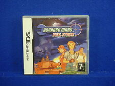 ds ADVANCE WARS Dual Strike Multiplayer Strategy Game Lite DSi Nintendo