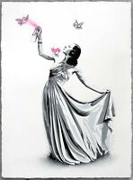 Mr Brainwash - Untitled - Snow White - Pink Edition - Awesome Street Art Ed / 50