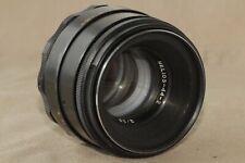 Helios-44-2 58mm f. / 2 Helios 44-2 Lente M42 + Adapter Sony E NEX