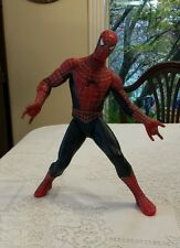 """2002 Marvel Spiderman 12"""" Poseable Figure"""