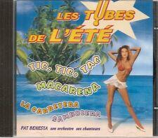 CD COMPIL 17 TITRES--TUBES DE L'ETE--CARRETERA/MARACANA/ESSA MOCATA/ALABINA